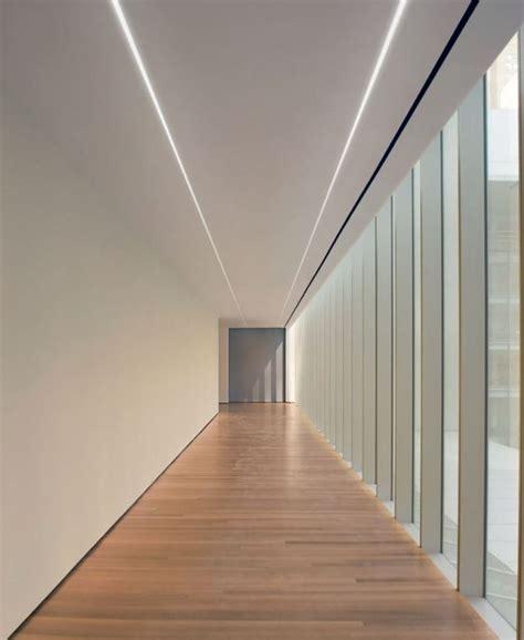 eclairage bureau plafond lampe à encastrer fluorescent en aluminium extrudé pour