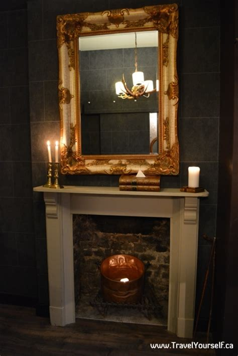 themed fireplace harry potter themed wizard chambers hotel rooms in london travel yourself