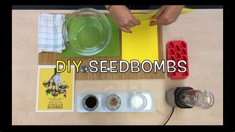 seedbombs selber machen diy by the shop 174