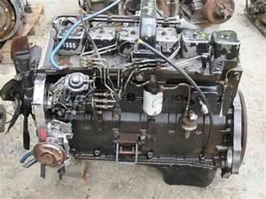Cummins 6bt 5 9l Diesel Engine - Fully Tested