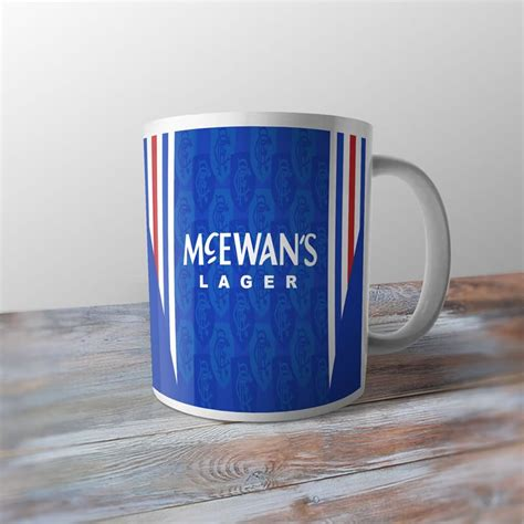 Get the last version of retro rangers game from arcade for android. Rangers 1996 Football Shirt Retro Ceramic Coffee Mug / Cup