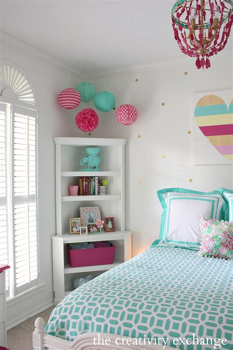 ikea pink toddler bed 39 s room reved to bright and bold tween room