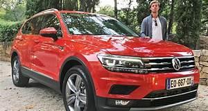 Volkswagen Tiguan 7 Places : essai volkswagen tiguan allspace mieux que le skoda kodiaq ~ Medecine-chirurgie-esthetiques.com Avis de Voitures