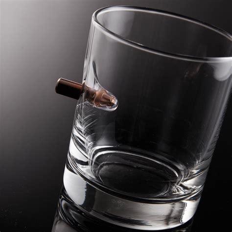 Cool Product Alert Benshot Bullet Embedded Glasses by Cool Product Alert Benshot Bullet Embedded Glasses