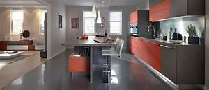Idee cuisine ouverte sur sejour cuisine en image for Deco cuisine pour meuble sejour