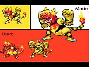 Pokemon:Magmar + Electabuzz - YouTube