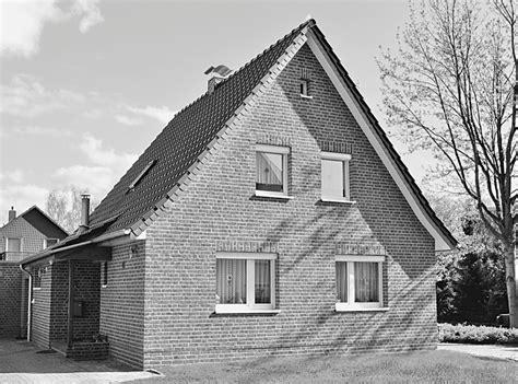 Siedlungshaus In Oldenburg Klinkerriemchen Auf Wdvs