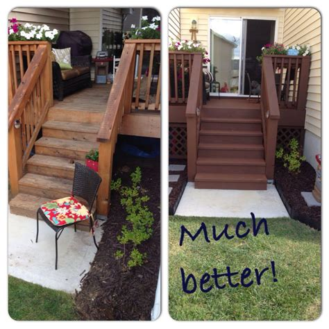 restore deck paint ideas  pinterest deck