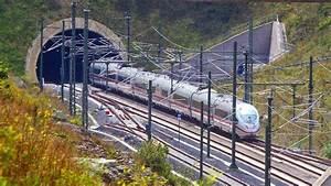 Bahnstrecke Berechnen : ice 3 rast mit 300 km h von bamberg nach erfurt ~ Themetempest.com Abrechnung