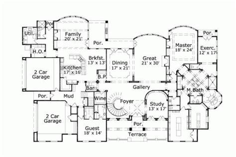 7 bedroom floor plans 7 bedroom house floor plans house design plans
