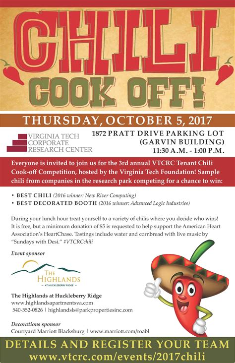 Best Chili Cook Off Flyer Ideas And Images On Bing Find What You
