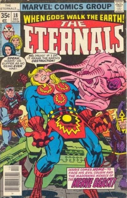 The Eternals (Volume) - Comic Vine