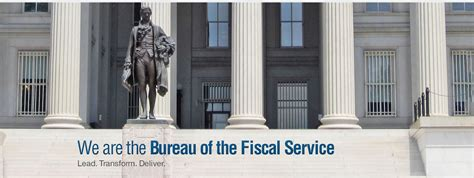 bureau service bureau of the fiscal service