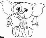 Gremlins Coloring Gizmo Pages Drawing Gremlin Printable Coloriage Sketch Mascotte Film Colouring Sheets Les Miscellaneous Cinema Mascot Strange Mandala Du sketch template