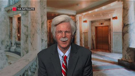 John Bolton is so happy--more sanctions on Iran, another ...