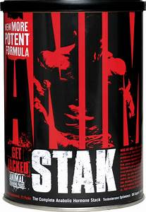 Animal Stak By Universal Nutrition At Bodybuilding Com