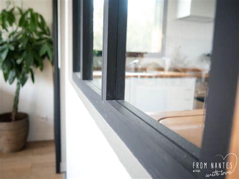 diy une verri 232 re style atelier pas ch 232 re pour s 233 parer cuisine et salon