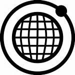 Icon Symbol Orbit Network Science Icons Spbu