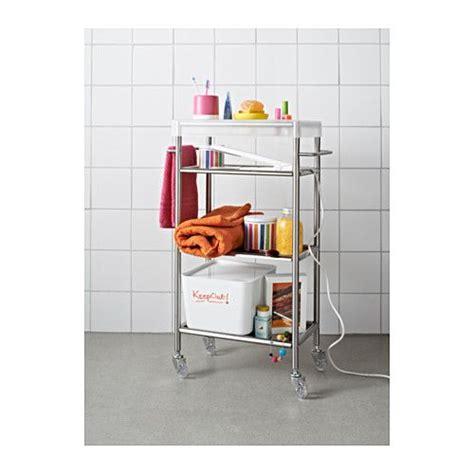 Ikea Grundtal Badezimmer by Die Besten 25 Ikea Rollwagen Ideen Auf