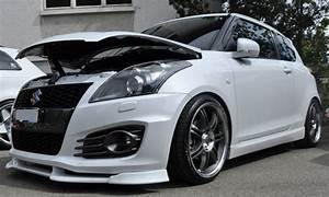 Suzuki Swift Sport Felgen : vario x frontspoiler suzuki swift sport ab 2012 ~ Jslefanu.com Haus und Dekorationen