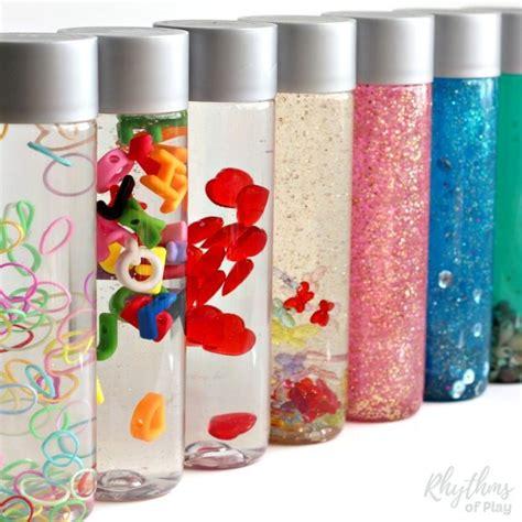 sensory bottles for preschool diy calm sensory bottles 101 rhythms of play 706