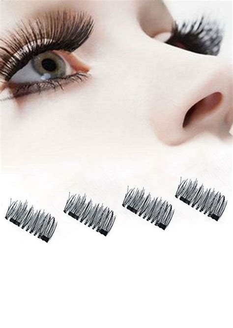 soft makeup magnetic false eyelashes fairyseason