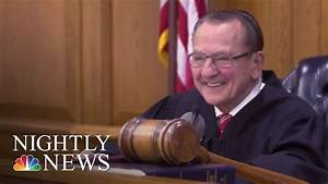 Viral Judge Frank Caprio Rules With A Big Heart | NBC ...
