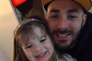 Femme Karim Benzema : karim benzema papa g teau pour l 39 anniversaire de sa fille m lia ~ Medecine-chirurgie-esthetiques.com Avis de Voitures