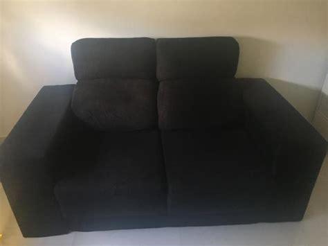 sofa usado de dois lugares sofa reclinavel dois lugares ofertas vazlon brasil