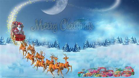 Christmas Wallpaper And Screensavers (60+ Images