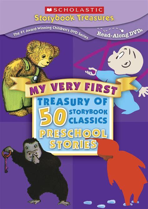 my treasury of 50 storybook classics preschool 685 | preschool books