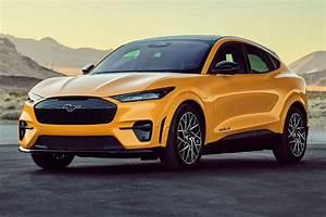 Mustang Mach-E GT Performance Edition: de 0 a 100 km/h en 3,5 segundos - Periodismo del Motor
