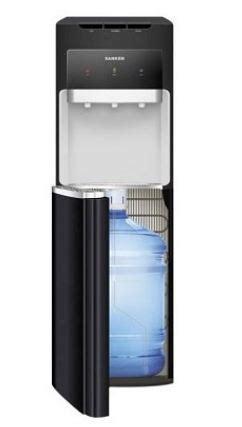 Stand Galon Air 5 dispenser galon bawah terbaik semua merk harga terbaru