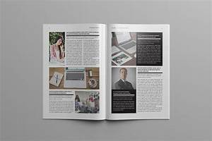 Modern Newsletter Templates Free Free Newsletter Template For Adobe Indesign Free