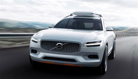 pure electric volvo xc suv planned