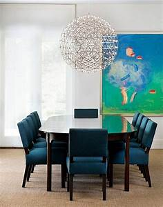 Moderne Stühle Esszimmer : gro e pendelleuchten im esszimmer moderne h ngelampen gro e pendelleuchten im esszimmer ~ Markanthonyermac.com Haus und Dekorationen