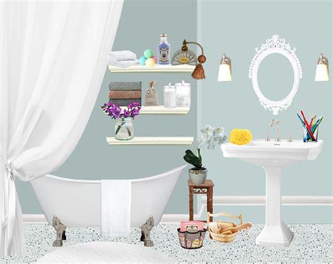 bath bathroom flower pots  image  pixabay