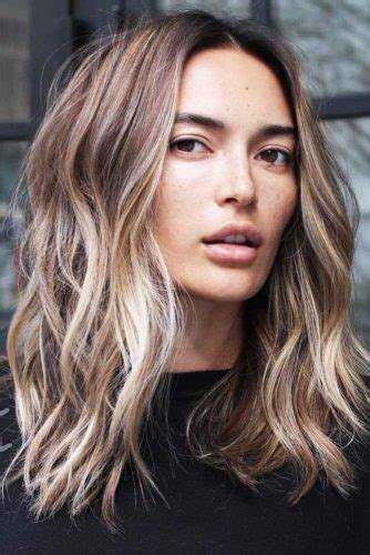 37 trendy hairstyles for medium length hair lovehairstyles