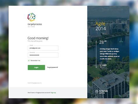 30 Stunning Web Ui Form Designs