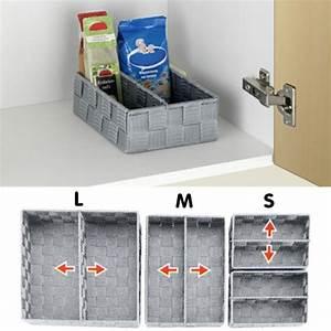 Casier De Rangement : casier de rangement tress s wenko 18 x 13 camping car bateau ~ Teatrodelosmanantiales.com Idées de Décoration