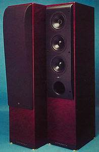 Kef Reference Series Model Four Loudspeaker