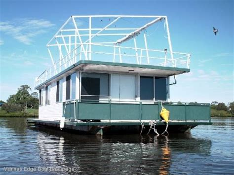 Used Pontoon Boats For Sale Qld by Wooden Duck Boat Plans