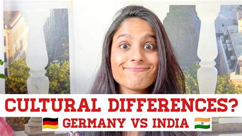 Life Germany Cultural Differences India