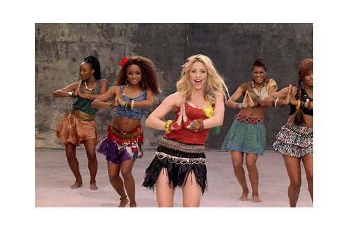 free download waka waka full video song