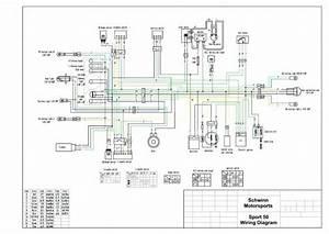 Wiring Diagram Of Suzuki Raider 150