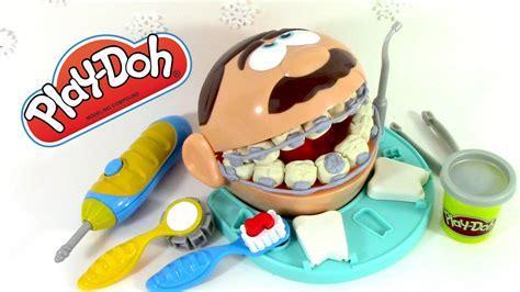 p 226 te 224 modeler le dentiste play doh dr drill n fill el dentista bromista