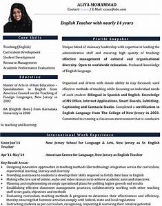 cv samples for education gallery certificate design and With english teacher resume template