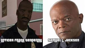 Characters and Voice Actors - Grand Theft Auto: San ...