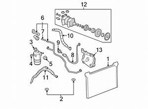 Chevrolet Tahoe Hose  Tube   Rear   Auxiliary  Auxillary