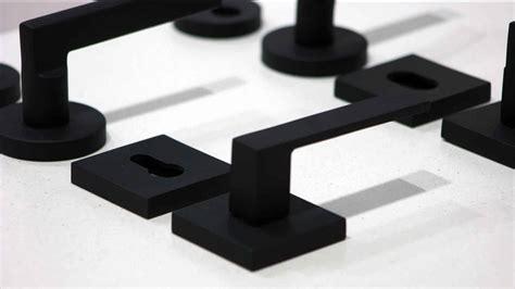 matte black door hardware accessories entry pull handles